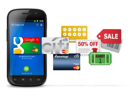 Google запустив мобільні платежі Google Wallet