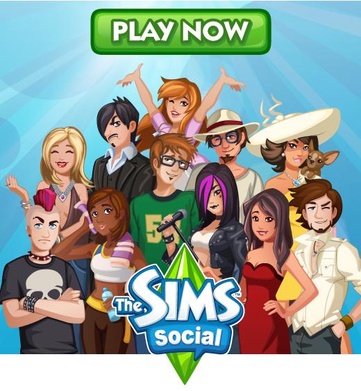 The Sims на Facebook стала найбільш швидкозростаючою грою