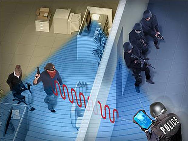 Вчені навчилися бачити крізь стіни через Wi-Fi