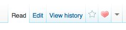 Wikipedia запустить власну кнопку