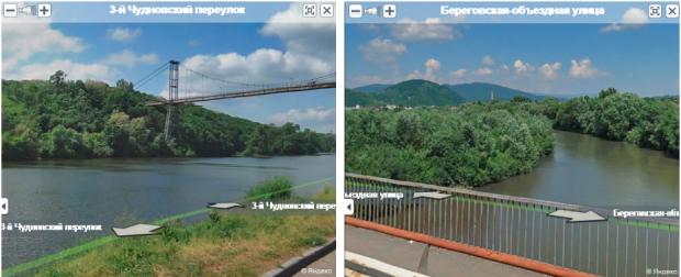 Яндекс запустив панорами Вінниці, Житомира, Луцька, Мукачевого, Рівного та Хмельницького