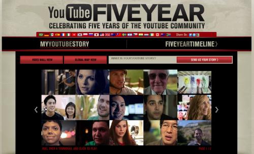 YouTube: 2 мільярди переглядів щодня (інфографіка+відео)