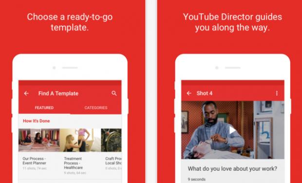 Власники бізнесу тепер можуть власноруч створити рекламний ролик на YouTube