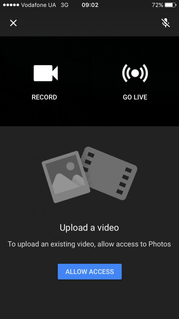 YouTube дозволив live трансляції всім користувачам і дав 10 порад як робити успішний відео контент