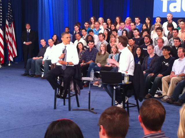 Обама примусив Цукерберга вдягнути краватку